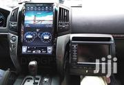 Toyota Land Cruiser 2016+ 12.1inch Verticalscreen Android Radio Tesla   Vehicle Parts & Accessories for sale in Nairobi, Nairobi Central