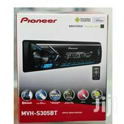 Mvh-s305bt Pioneer With USB/FM/AUX/Bluetooth/13 Band Equalizer | Audio & Music Equipment for sale in Nairobi, Nairobi Central