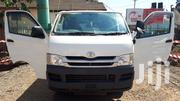 New Toyota HiAce 2011 White | Buses & Microbuses for sale in Nairobi, Woodley/Kenyatta Golf Course