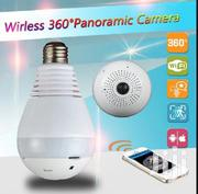 4.0MP Wifi Panoramic 360 Degree Camera Wireless Light Bulb | Home Accessories for sale in Nairobi, Nairobi Central