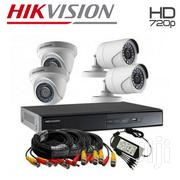Hikvision 4 Channel Turbo Hd 720p Complete CCTV System Kit | Cameras, Video Cameras & Accessories for sale in Nairobi, Embakasi