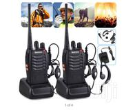 2 Two Way Radio BF-888S Walkie-talkie Outdoor Communication Equipment | Audio & Music Equipment for sale in Nairobi, Nairobi Central