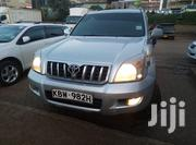 Toyota Land Cruiser Prado 2007 Silver | Cars for sale in Nairobi, Kasarani