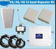 Triband Mobile Phone Signal Booster Repeater Amplifie | Computer Accessories  for sale in Nairobi, Nairobi Central