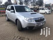 Subaru Forester 2010 2.5XT Limited Silver | Cars for sale in Nairobi, Makina