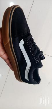 Black With Brown Vans | Shoes for sale in Nairobi, Nairobi Central