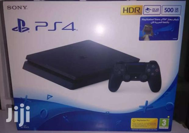 Archive: Playstation 4 500gb Slim Brand New