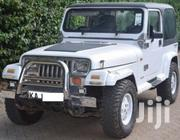 Jeep Wrangler 1992 White | Cars for sale in Nairobi, Karen