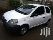 Toyota Vitz 2003 White | Cars for sale in Nairobi, Nairobi West