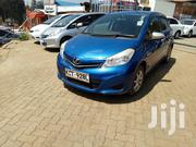 New Toyota Vitz 2011 Blue | Cars for sale in Kiambu, Township C