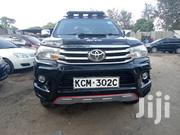 Toyota Hilux 2010 2.5 D4D 4X4 SRX Black | Cars for sale in Nairobi, Nairobi Central