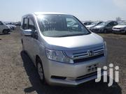 Honda Stepwagon 2012 Silver | Cars for sale in Nairobi, Kilimani