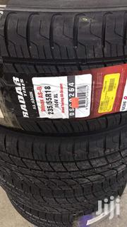 235/55/18 Radar Tyre's Is Made In Thailand | Vehicle Parts & Accessories for sale in Nairobi, Nairobi Central