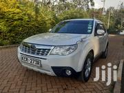 New Subaru Forester 2011 White | Cars for sale in Nairobi, Nairobi Central