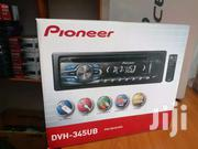 Pioneer DVH-345UB Dvd Car Radio With Usb/Fm/Aux/High Current USB/ | Vehicle Parts & Accessories for sale in Nairobi, Nairobi Central