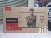 43 Inches TCL Smart Android Hdr Tv | TV & DVD Equipment for sale in Nairobi, Nairobi Central