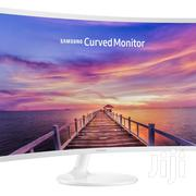 Samsung 32 Inches Curved LED Monitor   Computer Monitors for sale in Nairobi, Nairobi Central