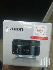 Canon Prime Lens 50mm 1m8 | Accessories & Supplies for Electronics for sale in Nairobi, Nairobi Central
