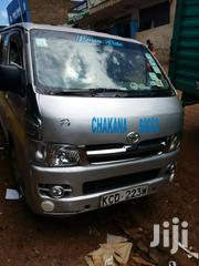 Toyota HiAce 2008 Silver | Cars for sale in Nyeri, Gatarakwa