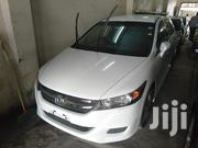 New Honda Stream 2012 White | Cars for sale in Mombasa, Shimanzi/Ganjoni