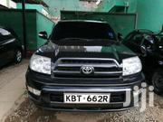 Toyota Surf 2005 Black | Cars for sale in Nairobi, Parklands/Highridge