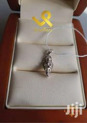 Adorable Baby Angel Genuine Sterling Silver Unisex Pendant. | Jewelry for sale in Nairobi, Nairobi Central
