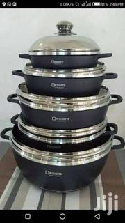 Dessini 5pcs And Lids Sufurias Nonstick | Home Accessories for sale in Nairobi, Imara Daima