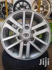 Fortuner Sports Rims Size 17 | Vehicle Parts & Accessories for sale in Nairobi, Nairobi Central