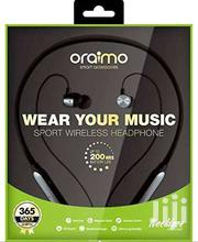 Oraimo Necklace Boat Bass-heads Earphones | Accessories for Mobile Phones & Tablets for sale in Nairobi, Nairobi Central