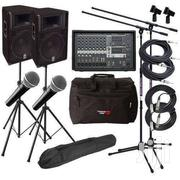 Need A PA System For Meeting, Birthday, Events , Call For Delivery | Audio & Music Equipment for sale in Nairobi, Nairobi Central