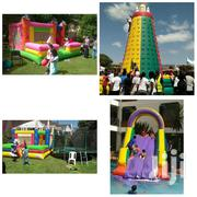 Wall Climber Water Slide Bouncing Castles Trampolines Games For Hire | Party, Catering & Event Services for sale in Nairobi, Uthiru/Ruthimitu