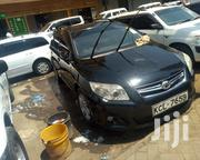 Toyota Fielder 2010 Black | Cars for sale in Nairobi, Kawangware