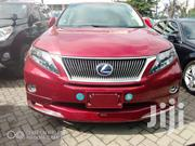 New Lexus RX 2012 Red | Cars for sale in Mombasa, Shimanzi/Ganjoni
