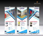Roll Up And Broad Base Banners | Computer & IT Services for sale in Nairobi, Nairobi Central