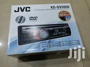 JVC KD-DV5606 Car Radio With Dvd,Usb,Fm,Aux One Year Warranty | Vehicle Parts & Accessories for sale in Nairobi, Nairobi Central