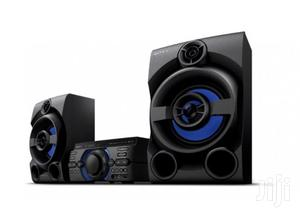 Sony High Power Audio System (MHC-M40D) 870 Watts RMS