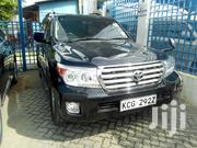 Toyota Land Cruiser 2008 Black | Cars for sale in Mombasa, Tudor