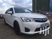 Toyota Fielder 2013 White | Cars for sale in Nairobi, Kilimani
