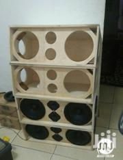12' Double Line Array Speaker Cabinets | Audio & Music Equipment for sale in Mombasa, Bamburi