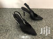 Size 4 Black and Silver Stilletos New | Shoes for sale in Nairobi, Kilimani