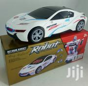 Toy Car -High Speed One Button Robot Transform Remote Control | Toys for sale in Nairobi, Nairobi Central