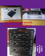 3 WAY CAR ELECTRONIC CROSSOVER WITH REMOTE SUBWOOFER CONTROL AAB-3DXI | Vehicle Parts & Accessories for sale in Nairobi, Nairobi Central