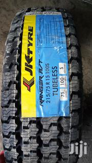 215/75/R15 JK Tyres From India A/T.   Vehicle Parts & Accessories for sale in Nairobi, Nairobi Central