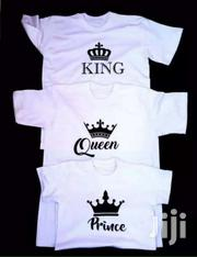 Branded King Queen Tshirts | Clothing for sale in Nairobi, Nairobi Central