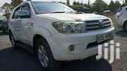 Toyota Fortuner 2008 White | Cars for sale in Nairobi, Ngara