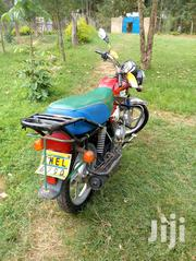 Tvs 125 2018 Red | Motorcycles & Scooters for sale in Kakamega, Shirere