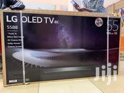 "LG Tv 55"" Oled TV Oled55b8v Ultra Hdr 4K 2160pixels 