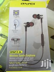 Awei Bluetooth Earphones Neckband   Accessories for Mobile Phones & Tablets for sale in Nairobi, Nairobi Central