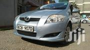 Toyota Auris 2007 Silver | Cars for sale in Nairobi, Kileleshwa