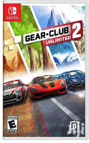 Gear Club Unlimited Nintendo Switch | Video Games for sale in Nairobi, Nairobi Central